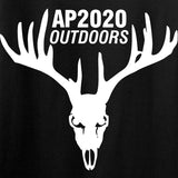 AP2020 Outdoors AP2020 Outdoors Full Logo T-Shirt T-Shirts [variant_title] by Ballistic Ink - Made in America USA