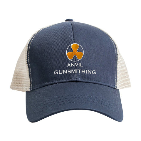 Anvil Gunsmithing Anvil Gunsmithing Logo Snapback Cap Headwear [variant_title] by Ballistic Ink - Made in America USA