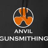 Anvil Gunsmithing Anvil Gunsmithing Logo Hoodie Hoodies [variant_title] by Ballistic Ink - Made in America USA