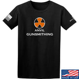 Anvil Gunsmithing Anvil Gunsmithing Logo T-Shirt T-Shirts Small / Black by Ballistic Ink - Made in America USA