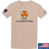 Anvil Gunsmithing Anvil Gunsmithing Logo T-Shirt T-Shirts Small / Sand by Ballistic Ink - Made in America USA