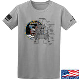 9mmsmg Apollo Lunar Tech T-Shirt T-Shirts Small / Light Gray by Ballistic Ink - Made in America USA