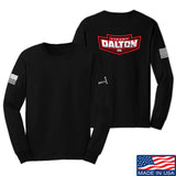 Cheyenne Dalton Team Dalton Long Sleeve T-Shirt Long Sleeve Small / Black by Ballistic Ink - Made in America USA
