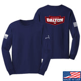Cheyenne Dalton Team Dalton Long Sleeve T-Shirt Long Sleeve Small / Navy by Ballistic Ink - Made in America USA