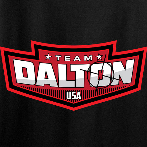 Cheyenne Dalton Team Dalton Long Sleeve T-Shirt Long Sleeve [variant_title] by Ballistic Ink - Made in America USA