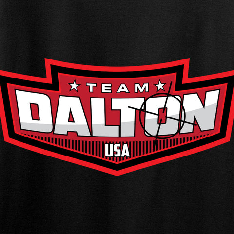 Cheyenne Dalton Ladies Team Dalton T-Shirt T-Shirts [variant_title] by Ballistic Ink - Made in America USA