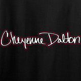 Cheyenne Dalton Cheyenne Dalton Logo Tank Tanks [variant_title] by Ballistic Ink - Made in America USA