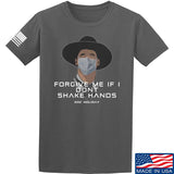 Founding Father - Doc Holiday - COVID-19 T-Shirt