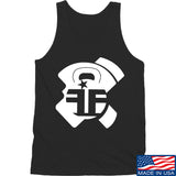 Fit'n Fire AK Lug Tank Tanks SMALL / Black by Ballistic Ink - Made in America USA