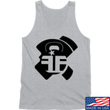 Fit'n Fire AK Lug Tank Tanks SMALL / Light Grey by Ballistic Ink - Made in America USA