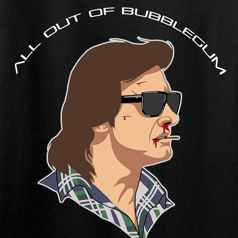 Fitty% All Out Of Bubblegum T-Shirt T-Shirts [variant_title] by Ballistic Ink - Made in America USA
