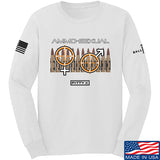 Fitty% Ammo-Sexual Long Sleeve T-Shirt Long Sleeve Small / White by Ballistic Ink - Made in America USA