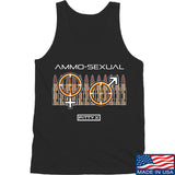 Fitty% Ammo-Sexual Tank Tanks SMALL / Black by Ballistic Ink - Made in America USA