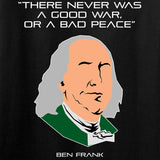 Fitty% Good War/Bad Peace T-Shirt T-Shirts [variant_title] by Ballistic Ink - Made in America USA