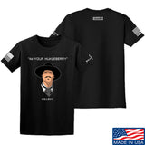Fitty% Huckleberry T-Shirt T-Shirts Small / Black by Ballistic Ink - Made in America USA