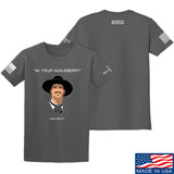 Fitty% Huckleberry T-Shirt T-Shirts Small / Charcoal by Ballistic Ink - Made in America USA