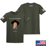 Fitty% Huckleberry T-Shirt T-Shirts Small / Military Green by Ballistic Ink - Made in America USA