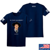 Fitty% Huckleberry T-Shirt T-Shirts Small / Navy by Ballistic Ink - Made in America USA