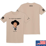 Fitty% Huckleberry T-Shirt T-Shirts Small / Sand by Ballistic Ink - Made in America USA