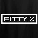Fitty% Ladies Real Men T-Shirt T-Shirts [variant_title] by Ballistic Ink - Made in America USA