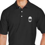 Fitty% Fitty% Logo Polo Polos [variant_title] by Ballistic Ink - Made in America USA
