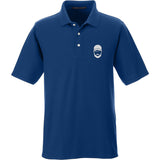 Fitty% Fitty% Logo Polo Polos Small / True Royal by Ballistic Ink - Made in America USA