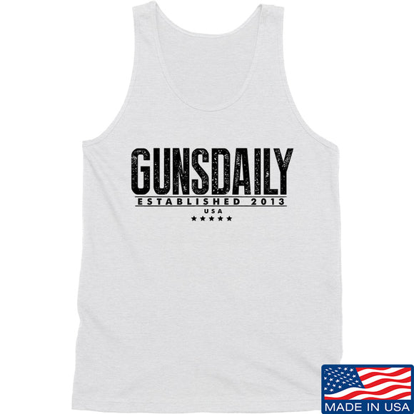 Gunsdaily Full Text Logo Tank