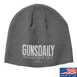 Gunsdaily Text Logo Beanie