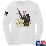 Office Space Gun Nerd Long Sleeve T-Shirt [IV8888]
