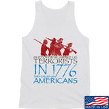 IV8888 1773 vs 1776 Tank Tanks SMALL / White by Ballistic Ink - Made in America USA