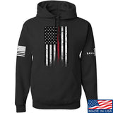 IV8888 Thin Red Line Hoodie Hoodies Small / Black by Ballistic Ink - Made in America USA