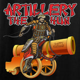 IV8888 Ladies Artillery the Hun T-Shirt T-Shirts [variant_title] by Ballistic Ink - Made in America USA