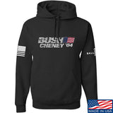 IV8888 Bush Cheney Hoodie Hoodies Small / Black by Ballistic Ink - Made in America USA
