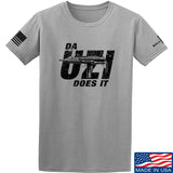 IV8888 Da Uzi Does It T-Shirt T-Shirts Small / Light Grey by Ballistic Ink - Made in America USA