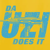IV8888 Da Uzi Does It T-Shirt T-Shirts [variant_title] by Ballistic Ink - Made in America USA