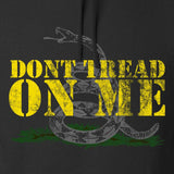 IV8888 Don't Tread on Me Hoodie Hoodies [variant_title] by Ballistic Ink - Made in America USA