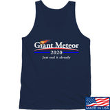 IV8888 Giant Meteor 2020 Tank Tanks SMALL / Navy by Ballistic Ink - Made in America USA