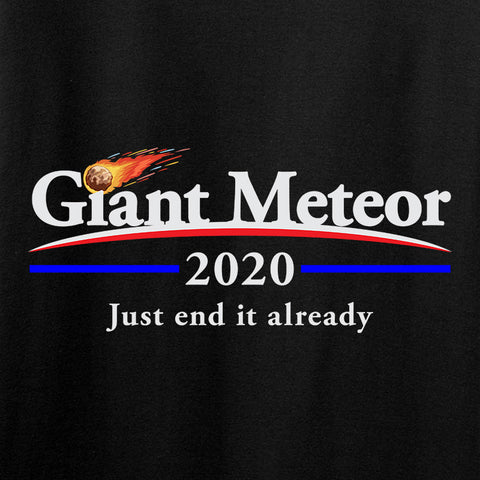 IV8888 Ladies Giant Meteor 2020 T-Shirt T-Shirts [variant_title] by Ballistic Ink - Made in America USA