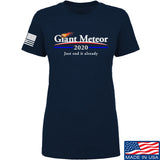 IV8888 Ladies Giant Meteor 2020 T-Shirt T-Shirts SMALL / Navy by Ballistic Ink - Made in America USA