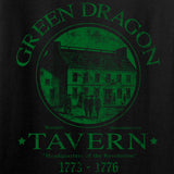 IV8888 Ladies Green Dragon Tavern T-Shirt T-Shirts [variant_title] by Ballistic Ink - Made in America USA