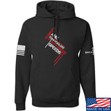 IV8888 Hi-Jinkery and Tom-Foolery Hoodie Hoodies Small / Black by Ballistic Ink - Made in America USA