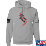 IV8888 Hi-Jinkery and Tom-Foolery Hoodie Hoodies Small / Light Grey by Ballistic Ink - Made in America USA