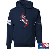 IV8888 Hi-Jinkery and Tom-Foolery Hoodie Hoodies Small / Navy by Ballistic Ink - Made in America USA