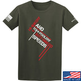 IV8888 Hi-Jinkery and Tom-Foolery T-Shirt T-Shirts Small / Military Green by Ballistic Ink - Made in America USA