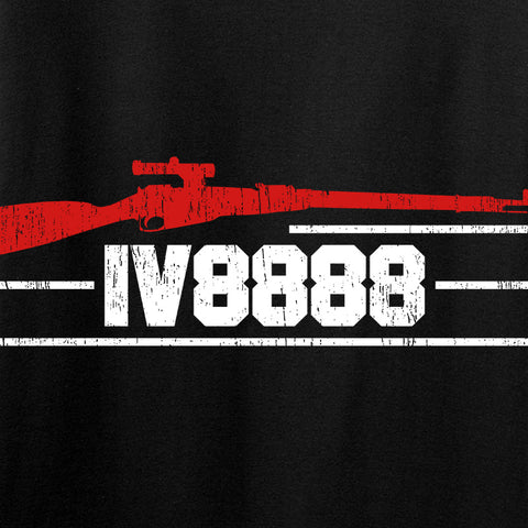 IV8888 Ladies IV8888 Logo T-Shirt T-Shirts [variant_title] by Ballistic Ink - Made in America USA