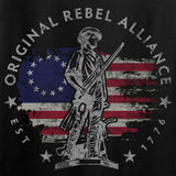 IV8888 Original Rebel Alliance T-Shirt T-Shirts [variant_title] by Ballistic Ink - Made in America USA