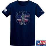 IV8888 Original Rebel Alliance T-Shirt T-Shirts Small / Navy by Ballistic Ink - Made in America USA