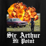 IV8888 Sir Arthur Hi Point T-Shirt T-Shirts [variant_title] by Ballistic Ink - Made in America USA
