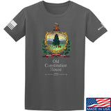 IV8888 Old Constitution House Tavern Signage T-Shirt T-Shirts Small / Charcoal by Ballistic Ink - Made in America USA