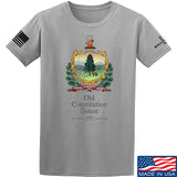 IV8888 Old Constitution House Tavern Signage T-Shirt T-Shirts Small / Light Gray by Ballistic Ink - Made in America USA